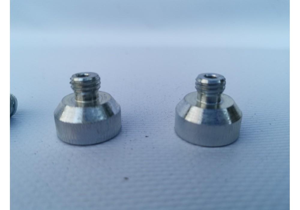 Адаптер за Газ Юнак - 10 мм диаметър на резбата