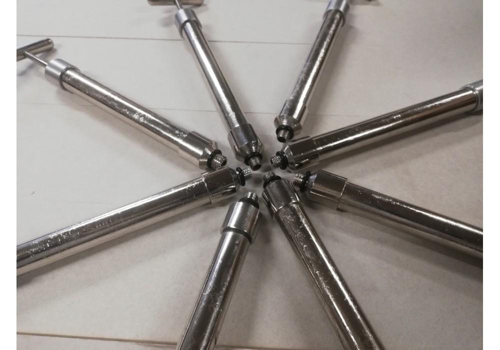 Апликатор за Газ Юнак - 10 мм диаметър на резбата