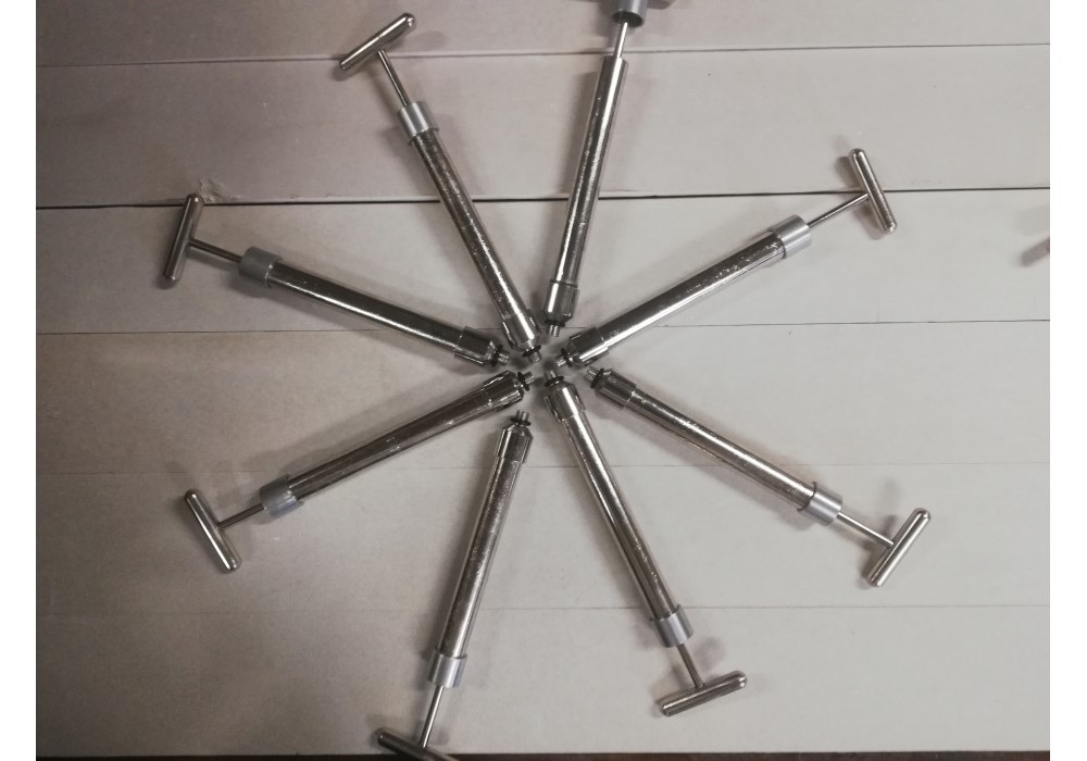 Апликатор за Газ Юнак - 14 мм диаметър на резбата